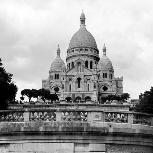 18. dzielnica paryża butte-montmartre
