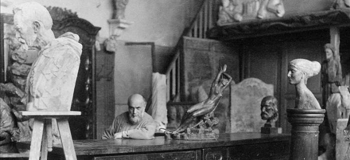 Muzeum Bourdelle – niezwykłe prace artysty w Paryżu