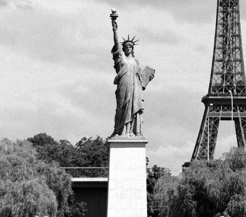 paryska statua wolności