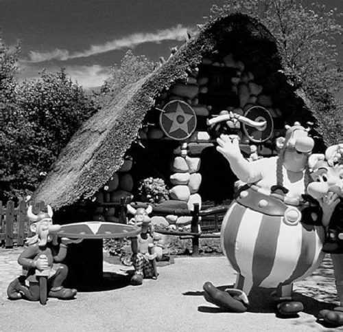 park asterixa