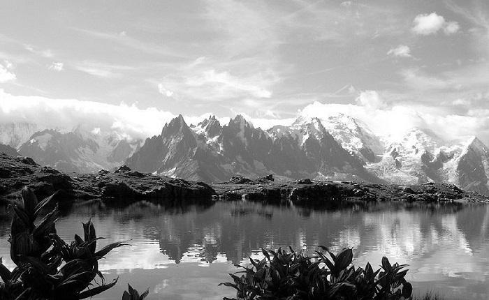 Mont Blanc – najwyższy szczyt górski we Francji