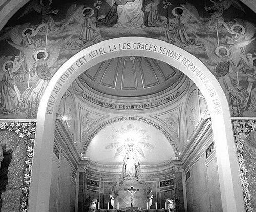 Kaplica Matki Bożej od Cudownego Medalika (Chapelle Notre-Dame-de-la-Médaille-miraculeuse)