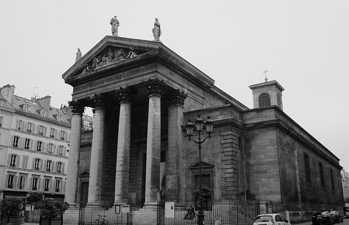 Église Notre-Dame-de-Lorette w Paryżu