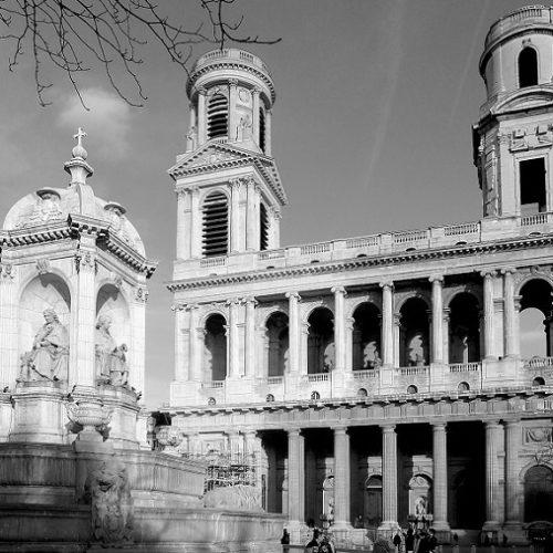Église Saint-Sulpice w Paryżu