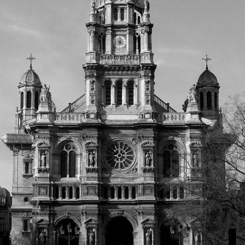 Église de la Sainte-Trinité w Paryżu
