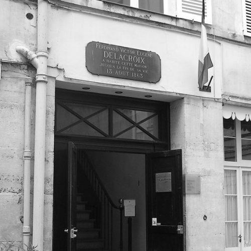 muzeum Eugène Delacroix