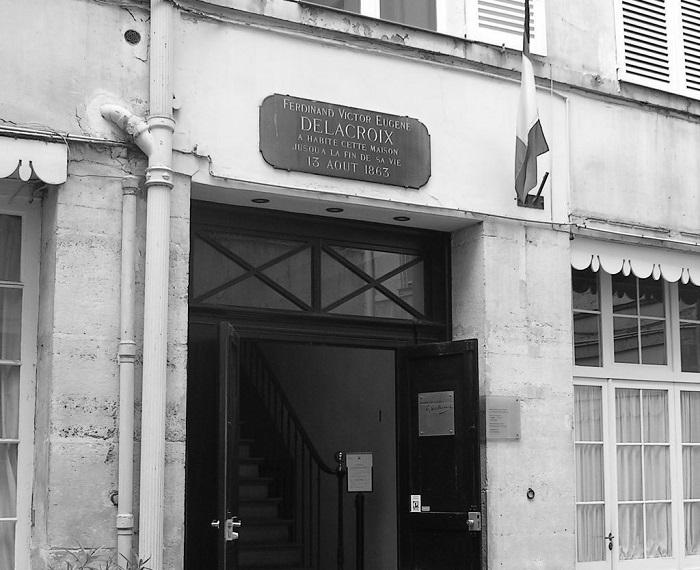 Muzeum Eugène Delacroix w Paryżu: odkryj dzieła malarza