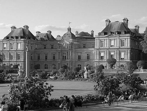 pałac luksemburski