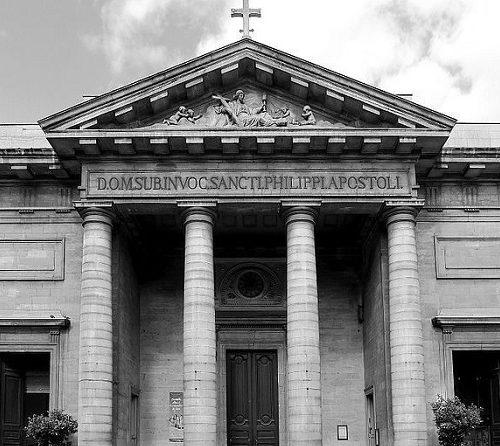Église Saint-Philippe-du-Roule w Paryżu