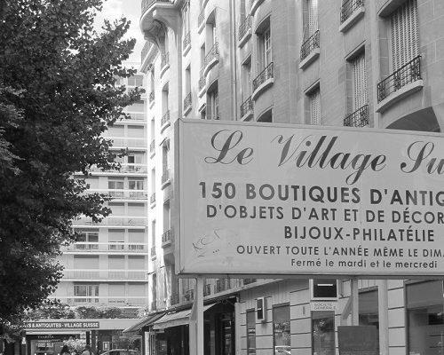 village suisse w paryżu