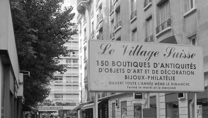 Village Suisse w Paryżu – co to takiego?