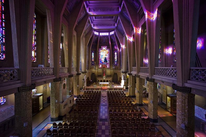 Église Saint-Jean-Bosco