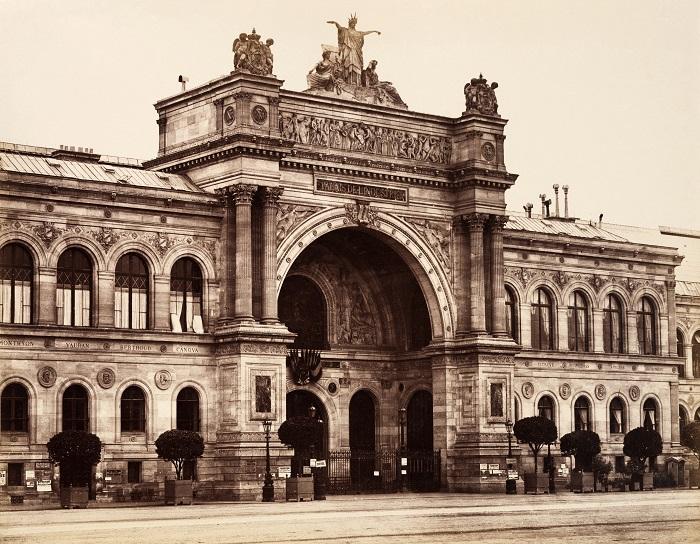 Wystawa światowa w Paryżu w 1855 roku