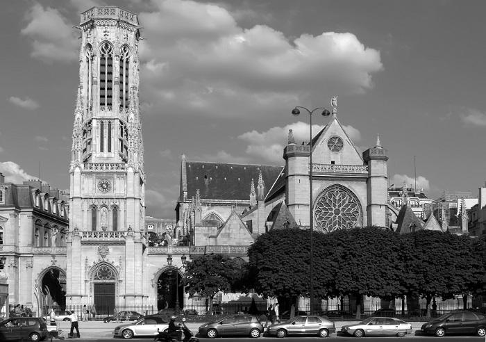 Église Saint-Germain-l'Auxerrois: królewska parafia