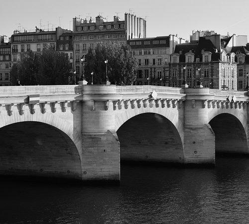 pont neuf najstarszy most w paryżu