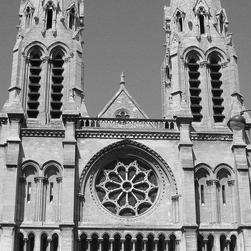 Église Saint-Jean-Baptiste de Belleville w 19. dzielnicy Paryża
