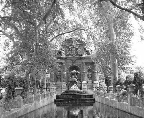 Fontaine Médicis/Fontanna Medyceuszy