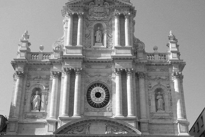 Église Saint-Paul-Saint-Louis w Paryżu