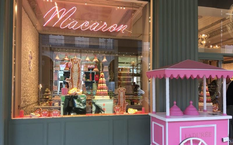 Gdzie kupić makaroniki w Paryżu