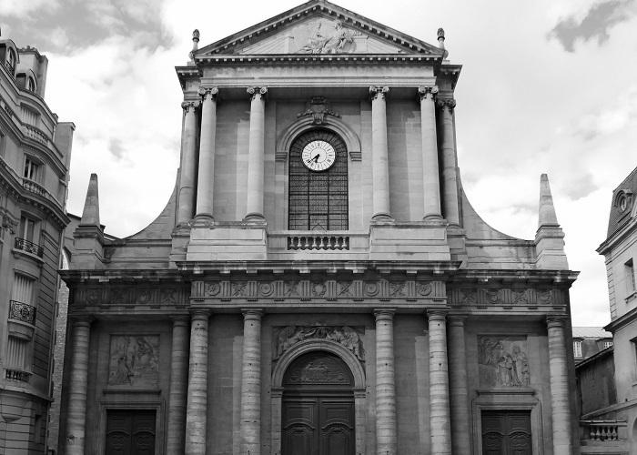 Kościół świętego Tomasza z Akwinu w Paryżu