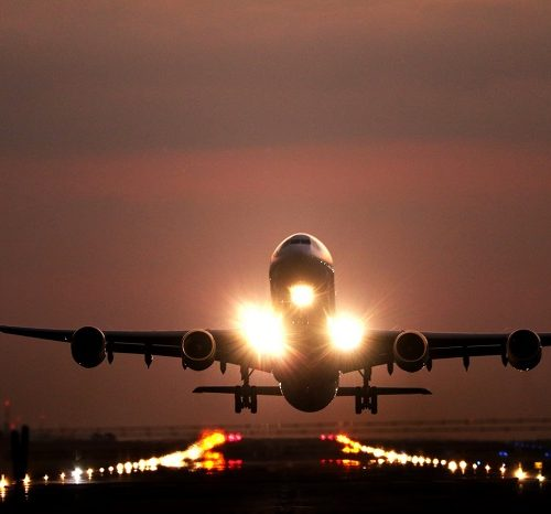 paryż samolotem