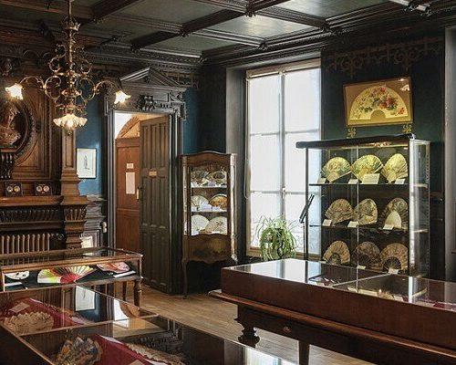 Muzeum Wachlarzy w Paryżu (Musée de l'Éventail)