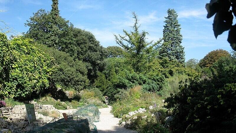 top 5 parków w paryżu park monceau