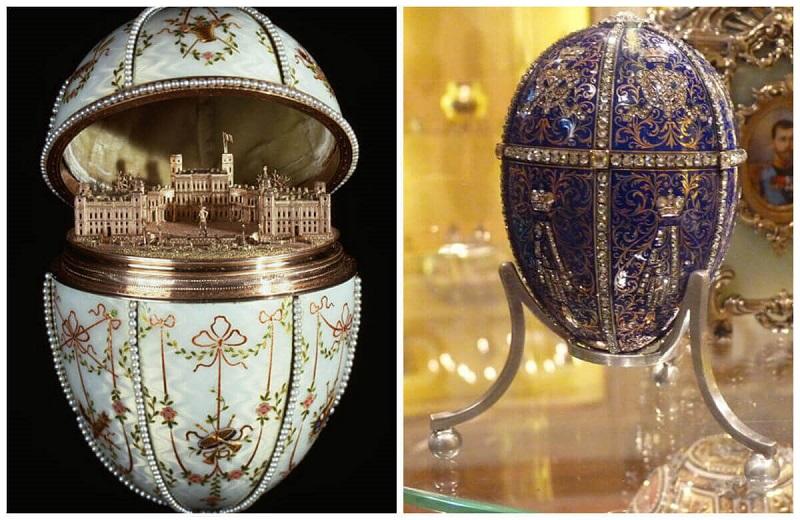 Jajka Fabergé