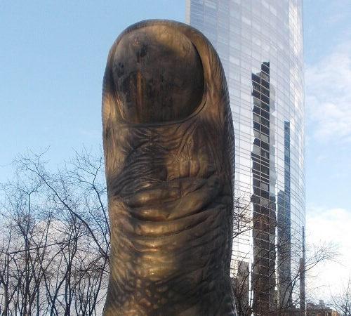 top 5 rzeźb w paryżu