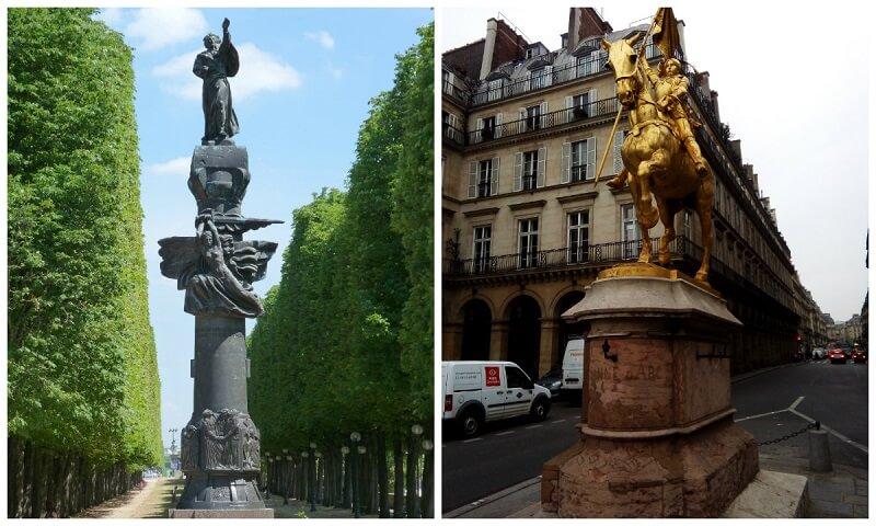 Pomnik Adama Mickiewicza w Paryżu
