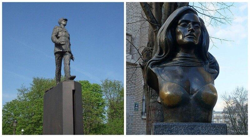 top 5 pomników w paryżu