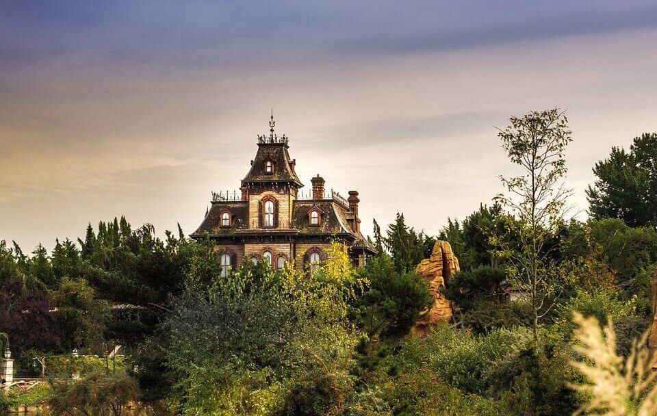 Top 5 atrakcji Disneyland Paris