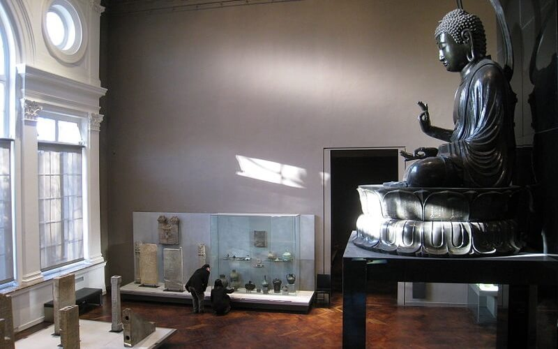 Musée Cernuschi paryż muzeum