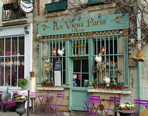 Niezwykłe kawiarnie w Paryżu