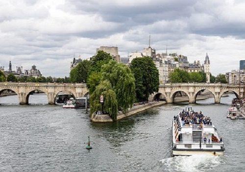 paryska rzeka sekwana