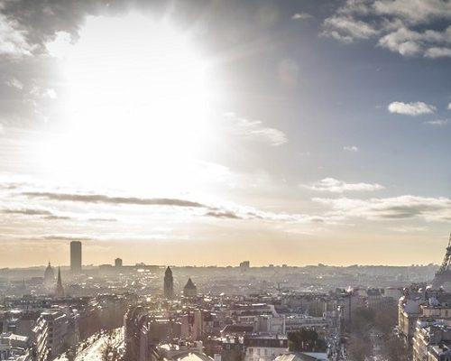 zwiedzanie w upały paryż