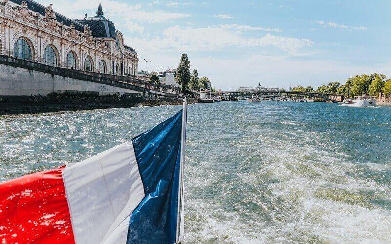 Obchody 14 lipca w Paryżu francja