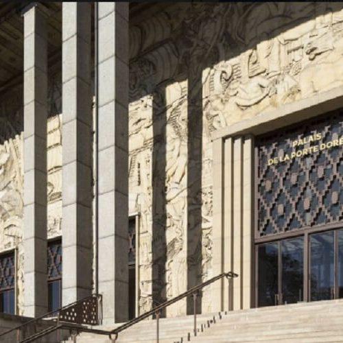 Muzeum Imigracji w paryżu Cité nationale de l'histoire de l'immigration
