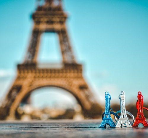Obchody 14 lipca w Paryżu, francja