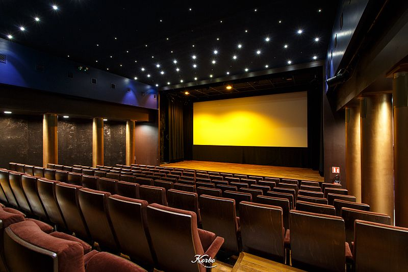 kino le louxor paryż