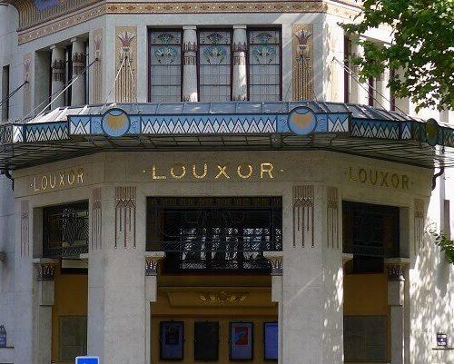 le louxor paryż