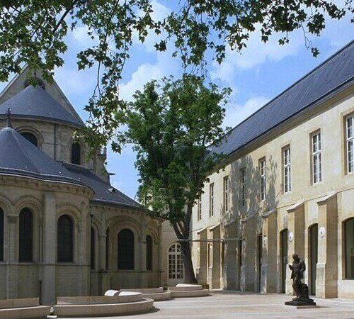 Musée des Arts et Métiers w paryżu