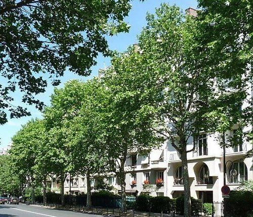 Boulevards des Maréchaux w Paryżu