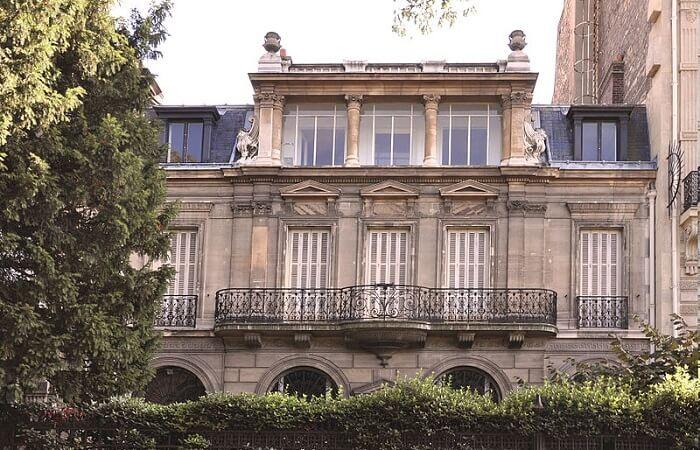 Musée d'Ennery w Paryżu: sztuka azjatycka