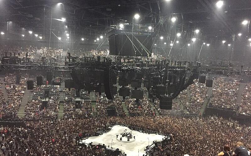 Palais omnisports de Paris-Bercy stadion