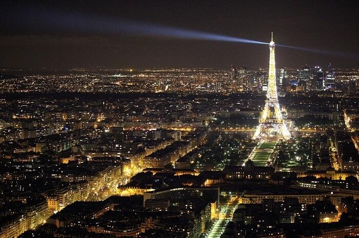 Sylwester w Paryżu: jak go spędzić?