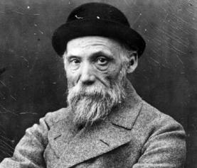 Znane postacie: malarz Auguste Renoir