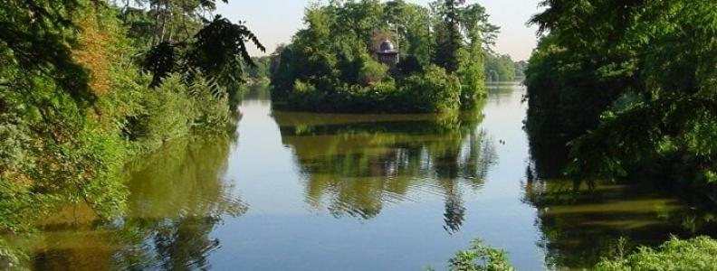 Lasek Buloński – wielki park miejski w Paryżu