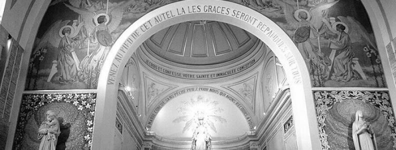 Kaplica Matki Bożej od Cudownego Medalika