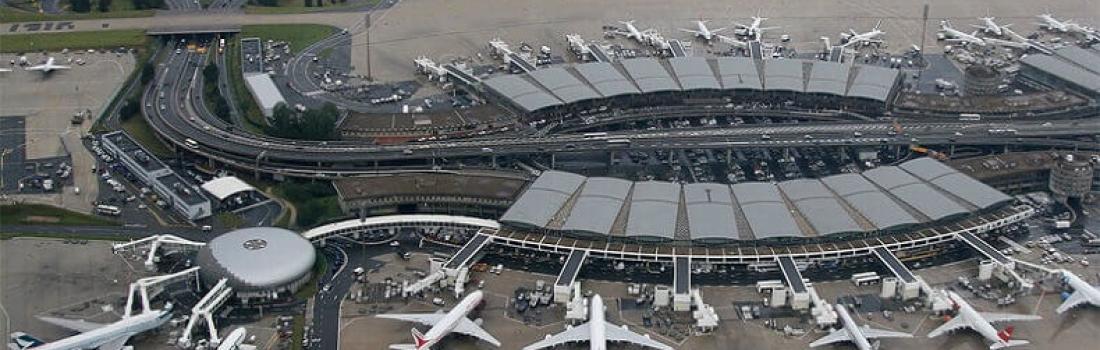 Paryskie lotnisko Charles de Gaulle (CDG)